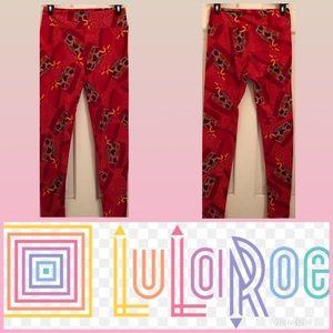 Valentine's Day Lula Roe leggings
